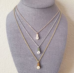 Jewelry - Tous Tritone Necklace and Earrings